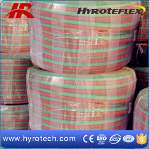 Oxygen Acetylene Hose/Double Welding Hose/Rubber Gas Hose pictures & photos
