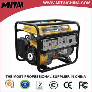 2kw ~6kw Portable AC Sinlge Phase Petrol Generator