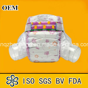 OEM Disposable Sleepy Baby Diapers (A-Olive) pictures & photos