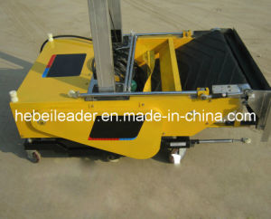 Automatic Wall Plastering Machine (ZB800-4A) pictures & photos