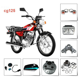 OEM High Quality Motorcycle Parts Cg125, Cg125