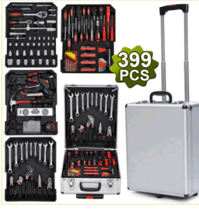 599PCS Tool Set Case Mechanics Kit Box, Auto Mechanic Tools, Case Aluminium Tool pictures & photos
