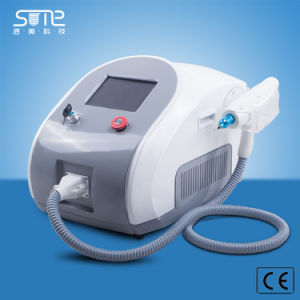 Beauty Salon Equipment for Q-Switch Laser Tattoo Removal Pigmentation Removal Machine pictures & photos