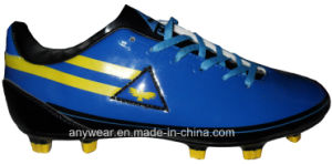 Men′s Soccer Football Boots TPU Shoes (815-9418) pictures & photos