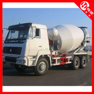 China Famous Brand Concret Truck Mixer for Sale pictures & photos