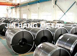 Galvanized Strip Steel Coil A36, Q195, Q215