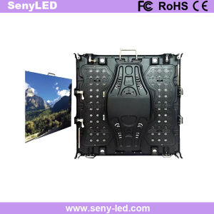 Stage Video Display Stage Background LED Screen for Rental Purpose pictures & photos
