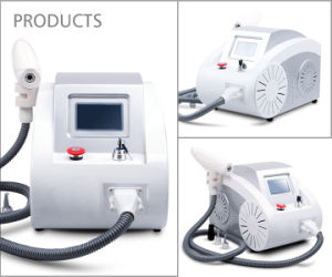 Q-Switch Laser Tattoo Removal Pigmentation Physical Therapy Beauty Salon Equioment with High Quality for Sale Ce Top Fashion pictures & photos