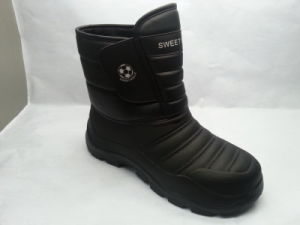 Camouflage Color EVA PVC Rain Boots (21ih1306) pictures & photos