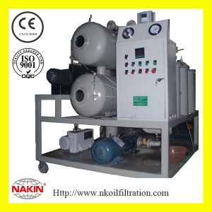 Competitive Price Transformer Oil Treatment Machine pictures & photos