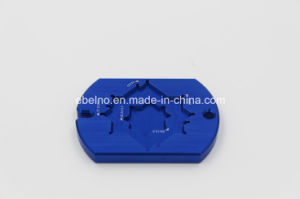CNC Machining Blue Oxidation Milling for Alminium Part pictures & photos