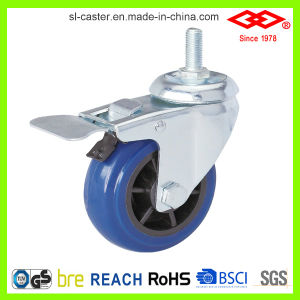 Swivel Plate Medium Duty Caster (P120-33D075X32) pictures & photos