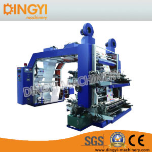 High Speed Four Color Flexible Printing Machine pictures & photos