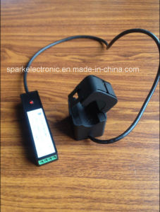 0-5V 0-10V 4-20mA Clamp on DC CT Current Transducer/Transformer/Transmitter/Transmission pictures & photos