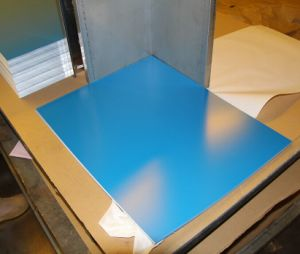 Sky Blue Coating UV-CTP Plate, Positive Ctcp Plate pictures & photos