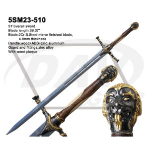 "51"" Overall Movie Sword with ABS+Wood Handle: 5sm23-510 pictures & photos"