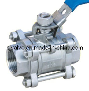 Locking Female Threaded Ball Valve pictures & photos