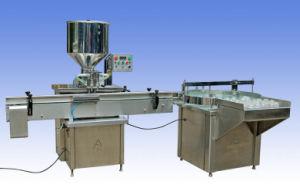 2-Head Automatic Linear Piston Paste Filling Machine pictures & photos