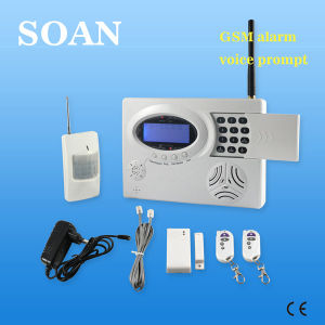 Home Security Alarm System GSM PSTN, Home Alarm Security System GSM PSTN (SN5800)