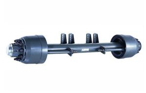 Semi Trailer Axle pictures & photos