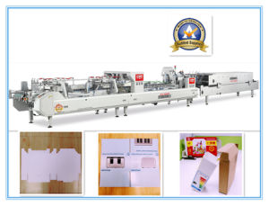 Xcs-800PF Efficiency Printing Paper Box Folder Gluer pictures & photos