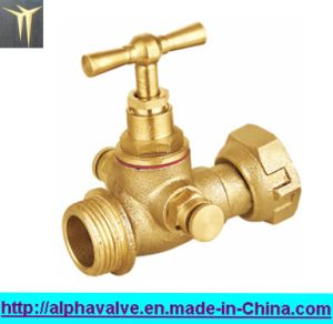 Brass Stop Valve for Water (a. 0151)