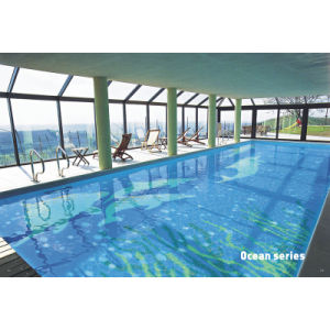 Glass Mosaic Designs for Swimming Pool Building Material pictures & photos