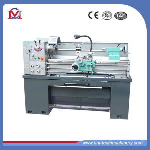 High Precision Horizontal Gap Bed Lathe Machine (GH-1440D) pictures & photos