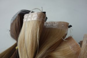 100% Human Hair No Tangle Flip in Hair pictures & photos