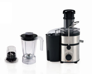 Geuwa Food Processor with Fruit Vegetable Juice Extacting, Blending Grinding Functions pictures & photos