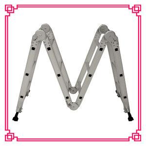 Aluminum Multi-Purpose Ladder 4X2 (DLM102) pictures & photos