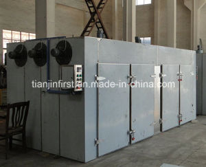 Industrial Hot Air Rotary Food Dryer Apple Drying Machine pictures & photos