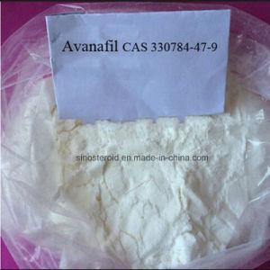 Treatment ED Male Sex Hormones Avanafil CAS 330784-47-9 Good Effect
