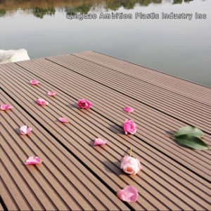 140&30 Solid WPC Decking with Ce Approved