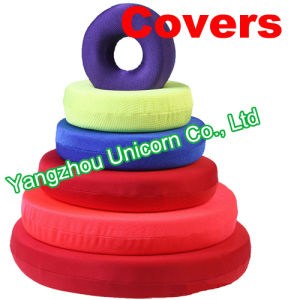 Anti Bedsore Rubber Inflatable Round Medical Air Cushion pictures & photos