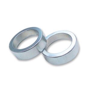 Strong Powerful Permanent Neodymium Disc Ring Magnet for Speaker pictures & photos