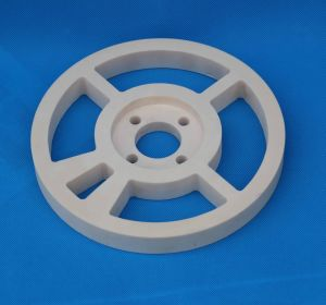Alumina Ceramics Flange-3