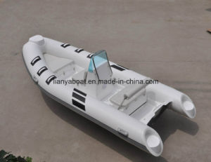 Liya 4m Sport Type Boat Small PVC Boat Inflatable Boat for Sale pictures & photos