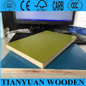18mm PP Plastic Film Faced Plywood pictures & photos