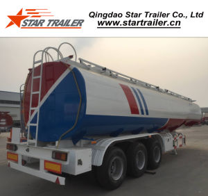 3 Axles Diesel Tanker Semi-Trailer pictures & photos