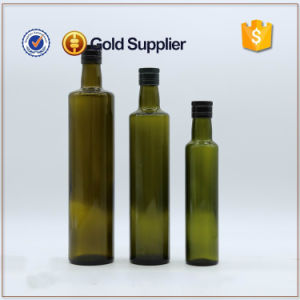 100ml 250ml 500ml 750ml 1000ml Green Glass Olive Oil Bottle pictures & photos