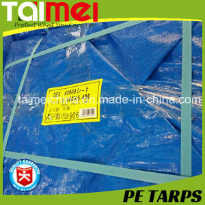 Japan #1800/#2000/#3000 PE Tarpaulin/Tarp for Cover pictures & photos