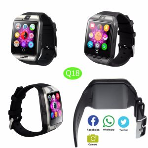 Fashion bluetooth Smart Watch Phone with Touch Screen (Q18) pictures & photos