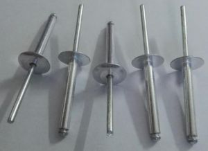 China Supplier of Large Flange Head Steel/Steel Blind Rivet pictures & photos