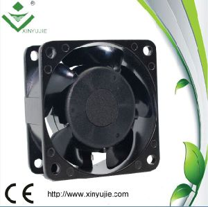 60.5*60.5*30mm AC Cooling Fan Made in China 2016 Hot Selling Metal Fan pictures & photos