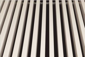 Aluminum White Square Groove Panels Ceiling pictures & photos