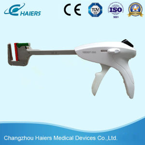 Disposable Surgical Auto Suture Stapler for Abdominal Surgery pictures & photos