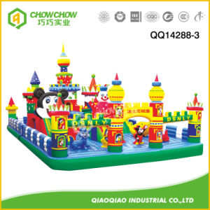 Inflatable Toy Castle Slide Amusement Park for Kids pictures & photos