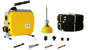Power Tools Sectional Drain Cleaning Machine with CE (S150)