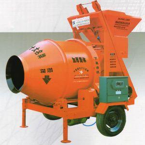 Smail Concrete Mixing Truck, (JZC350) Concrete Mixer pictures & photos
